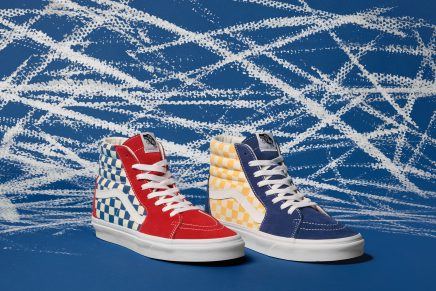 Vans Introduces Two Retro-Inspired Colorways Apart Of The BMX Checkerboard Pack