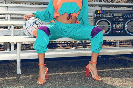 Teyana Taylor Stars in Pretty Little Thing x Karl Kani Collaboration Campaign