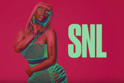 ICYMI: Nicki Minaj Performs on 'SNL'
