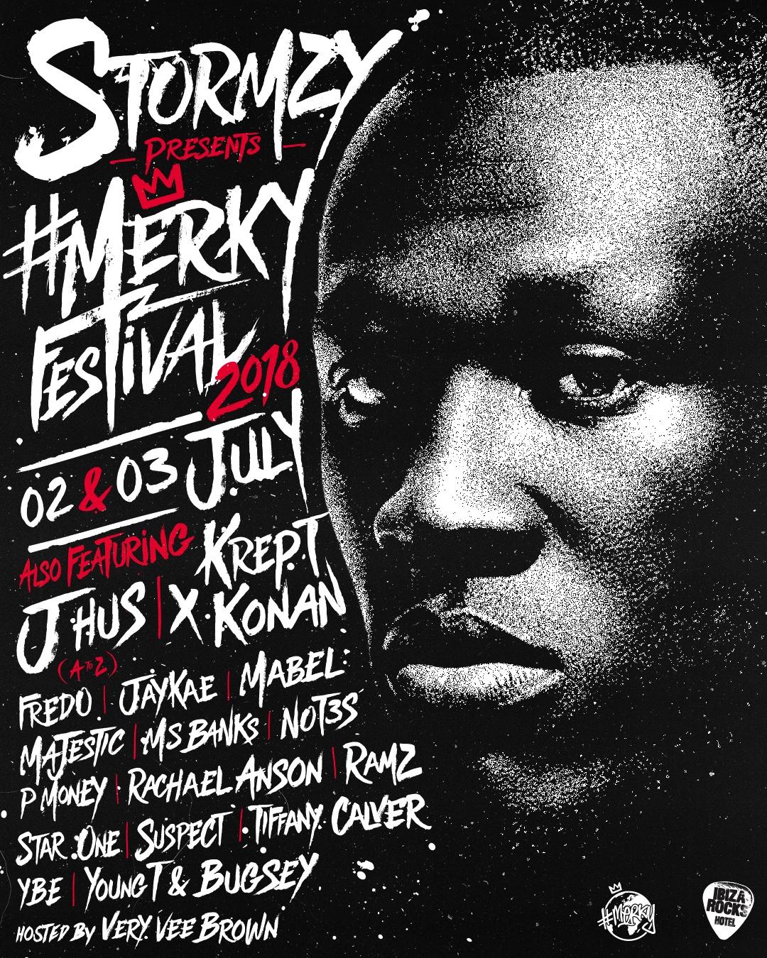 Stormzy #Merky Festival