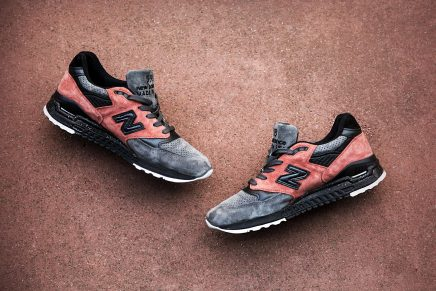 Todd Snyder and New Balance Drop Fourth Sneaker Collab