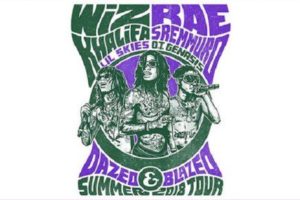 Wiz Khalifa & Rae Sremmurd are Going on Tour