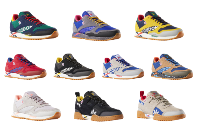 Reebok Presents Alter the Icons
