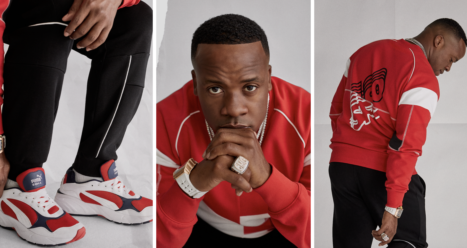 Resurgence of the 90's: Puma Drops Cell Viper with Yo Gotti ...