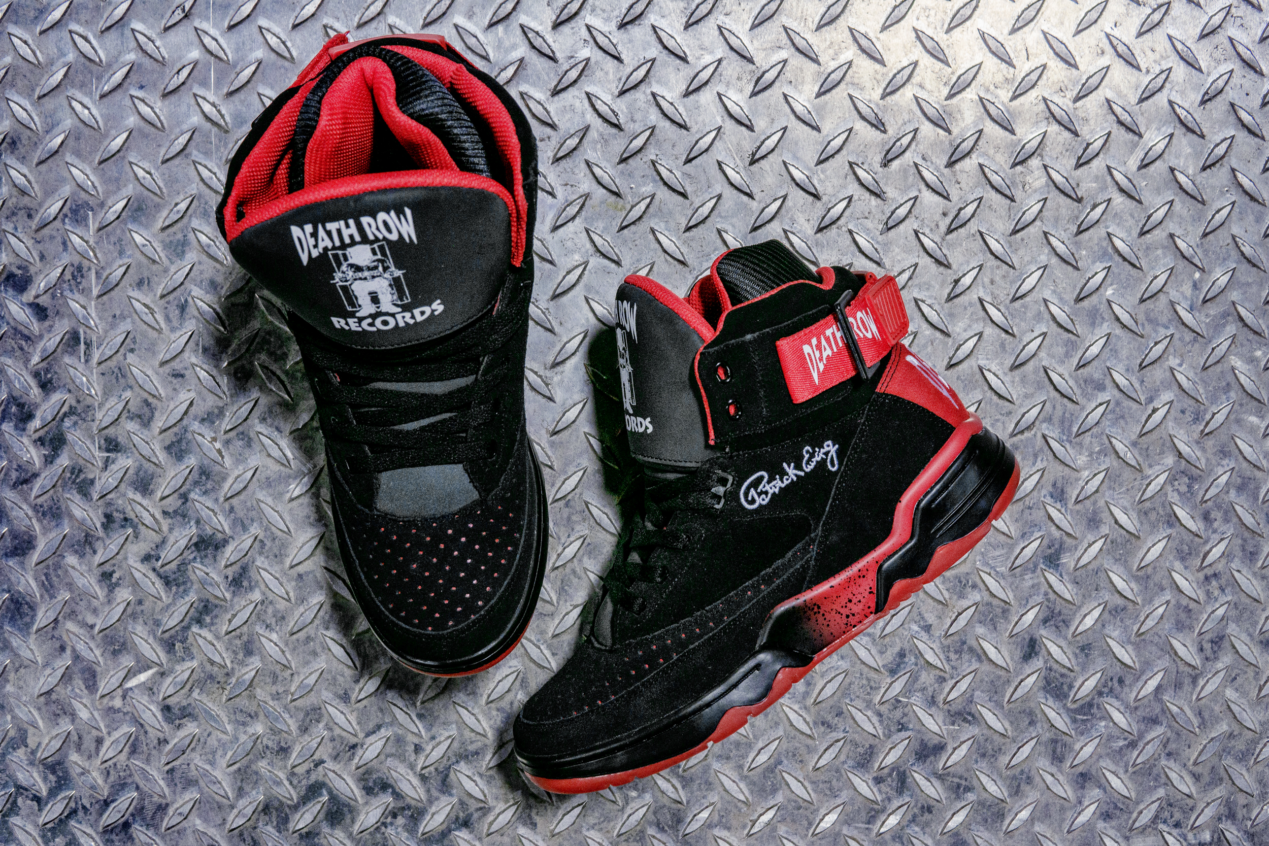 Ewing Athletics Pay Homage To Death Row