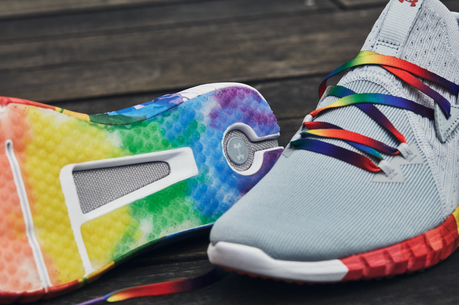 Under Armour Launches PRIDE Shoes and Apparel | RESPECT.