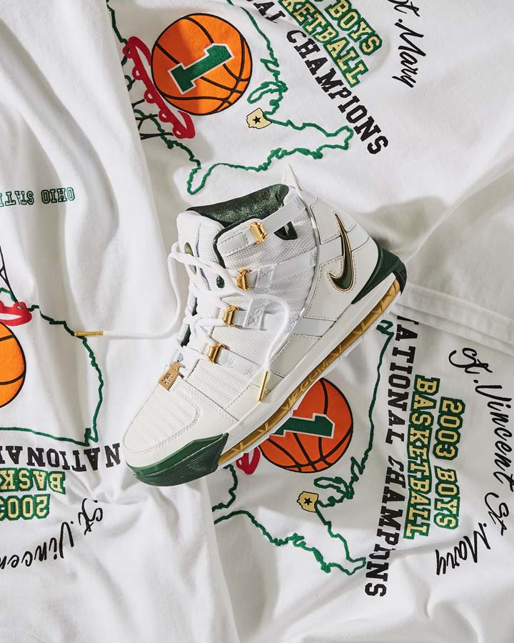 """UNKNWN.com Releases LeBron 3 """"SVSM Home"""