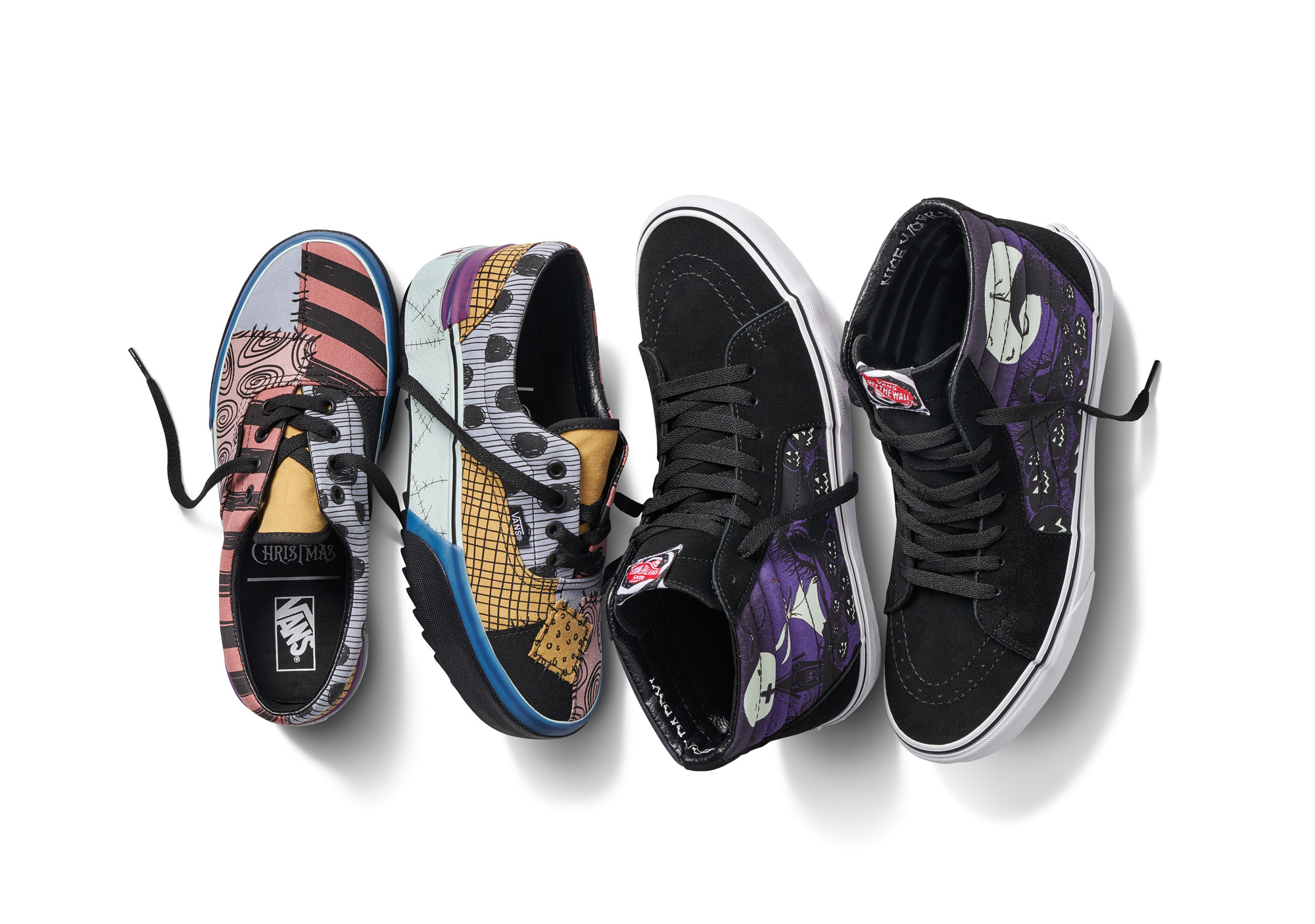 Vans Debuts Footwear and Apparel Collection Dedicated to