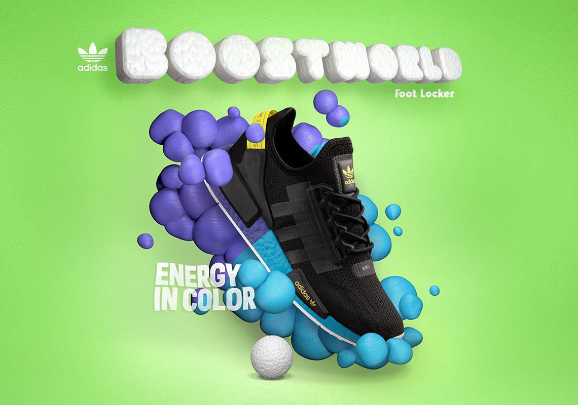 Foot Locker x adidas Partnership Comes