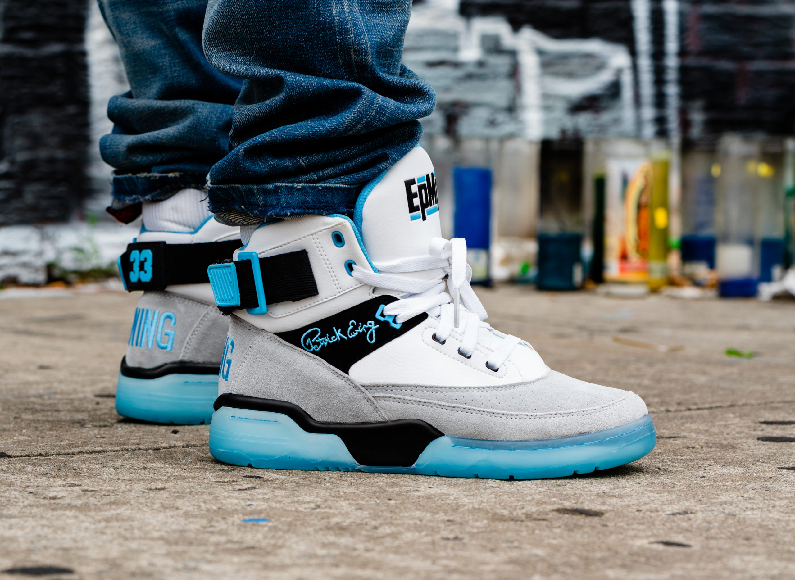 Ewing Athletics And EPMD Have