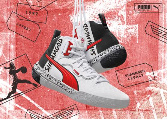 Shammgod Releases Debut Sneaker with