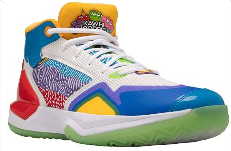 New Balance Kawhi Jolly Rancher Collection Dropping At Dick S Sporting Goods This Halloween Respect