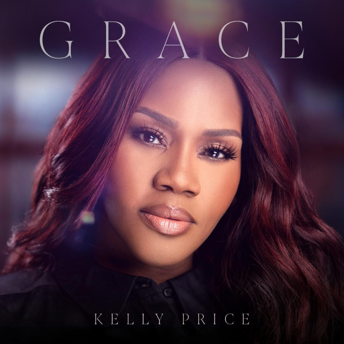 "Grammy-Nominated R&B Singer Kelly Price Releases Gospel EP ""Grace"" and Hopes People Will 'Do Better About Extending Grace to Others'"